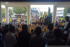 Tuntutan belum terpenuhi, Mahasiswa duduki Gedung DPRK Aceh Barat