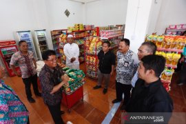 Bumdes di Kutai Timur buka usaha minimarket
