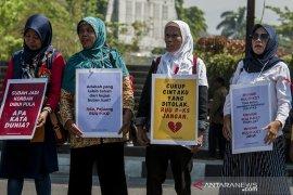 Tuntut Pengesahan RUU Penghapusan Kekerasan Seksual