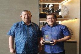 Pemkot Sibolga raih dua penghargaan di Rakornas Kepegawaiaan