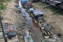 Desa Mulupan di Kutai Timur kekurangan air Bersih
