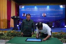 Unsyiah Banda Aceh dapat bantuan laboratorium lean manufacturing dari Toyota