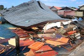 BNPB: gempa Ambon rusak 171 rumah