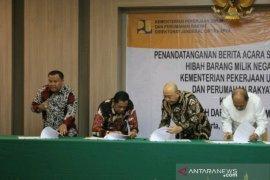 Pemkot Padangsidimpuan terima hibah Kementerian PUPR