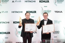 Triniti Dinamik raih tiga penghargaan di ajang Property Awards 2019