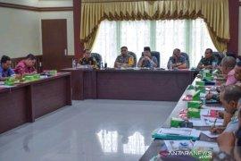 Pemkot Padangsidimpuan-FKPD koordinasi penanganan konflik sosial