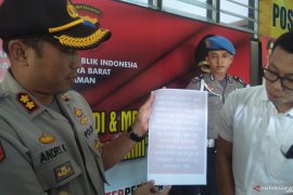 Polisi periksa seorang mahasiswi terkait ujaran kebencian di medsos
