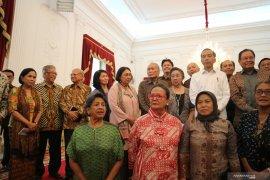 Presiden Jokowi; Berkaitan dengan RUU KUHP banyak sekali masukan