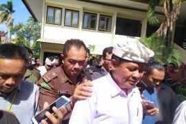 Majelis hakim tolak eksepsi  mantan Wagub Bali