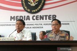 Wiranto sebut demo rusuh bertujuan gagalkan pelantikan  Presiden
