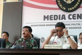Panglima TNI : 3.000 personel TNI bantu amankan Istana dan DPR