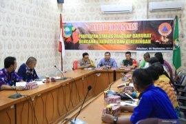 BPBD : Kebakaran hutan dan lahan di Tala capai 984 hektare