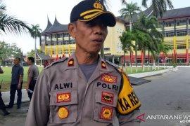 1.000 personel polisi amankan demonstrasi mahasiswa di Kantor Gubernur Sumbar