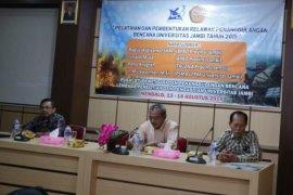 Universitas Jambi miliki Relawan Penanggulangan Bencana