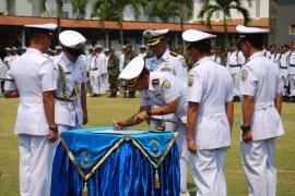 Kolonel Hreesang Wisanggeni jabat Komandan Lanal Malang