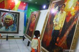 Pameran lukisan tokoh bangsa
