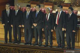 Lima anggota BPK terpilih dilantik MA