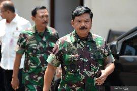 TNI-AL panggil mantan KSAL dalam aksi demonstrasi