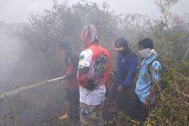 Polisi dalami penyebab kebakaran lahan di Mukomuko