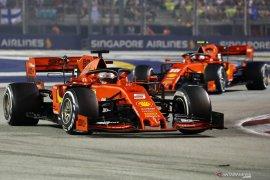Mercedes waspadai ancaman nyata Ferrari