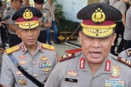Polda Sumsel tangkap pemalak sopir truk lintas Sumatera aksinya viral di medsos