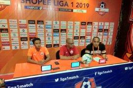 Pelatih Persija Jakarta tetap puji pemainnya