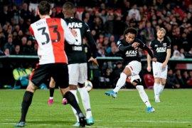 Liga Belanda, Feyenoord derita kekalahan perdana, dilumat AZ di hadapan pendukungnya