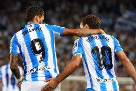 Sociedad lumat Alaves, Celta Vigo imbang dengan Espanyol
