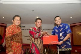 Bank Banten - Pemkot Serang Kerja Sama Jasa Layanan Perbankan