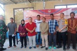 KPU Bangka Barat bantu petugas KPPS sakit