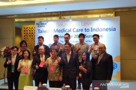 Taiwan promosikan industri medis lewat Paviliun Kesehatan
