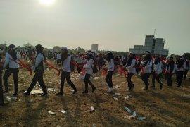 Tarian Goyang Karawang massal masuk rekor di MURI