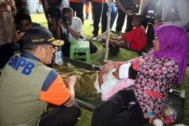 Kepala BNPB : warga tidak terdampak gempa kembali ke rumah