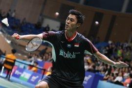 Tunggal Putra Shesar tak lanjut ke babak dua Malaysia Masters
