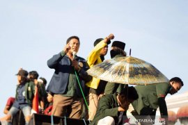 BEM Unair pertanyakan motif Aliansi BEM SI tolak ajakan dialog Presiden