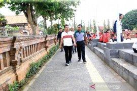 Lapangan Puputan Klungkung ditata menyeluruh