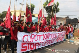 IMM desak Kapolri copot jabatan Kapolda Sulawesi Tenggara