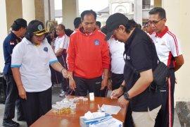 BNN  tes urine 300 ASN  Pemkab Badung