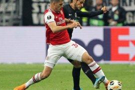Pelatih Emery ngotot jadikan Xhaka kapten