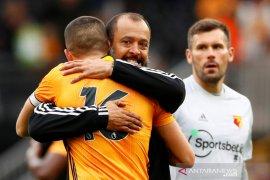 Wolverhampton raih kemenangan perdana, West Ham imbangi Bournemouth