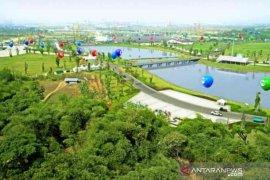 Polusi udara, Kabupaten Bekasi masih kekurangan ruang terbuka hijau