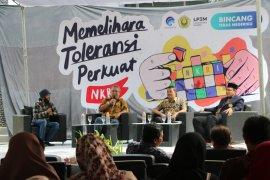 Dilema medsos dalam menjaga toleransi Indonesia dipaparkan Kominfo