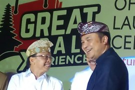 "Garuda Indonesia dukung ""Bali Great Xperience"" tingkatkan turis"