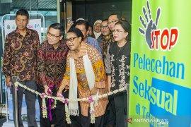 Peresmian Rumah Perlindungan Pekerja Perempuan