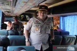 Unjuk rasa pelajar ke Jakarta, Polres Sukabumi lakukan antisipasi