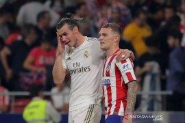 Klasemen Liga Spanyol usai Derby Madrid, Real di pucuk tapi tidak aman