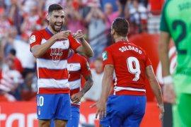 Liga Spanyol, Granada perpanjang catatan nirkemenangan Leganes