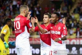 Monaco lanjutkan tren positif dengan bekap Brest 4-1