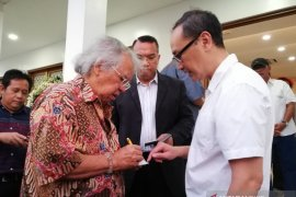 Nababan: Aristides sosok wartawan berani dan berintegritas