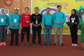 Ketua Sementara DPRD ajak pemuda kembangkan budaya olahraga